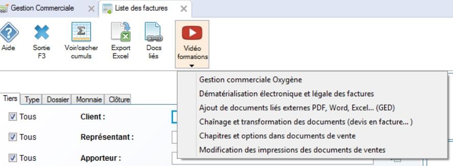 Vidéos intégrées 9.03